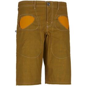 E9 Rondo Spodnie krótkie Mężczyźni, mustard